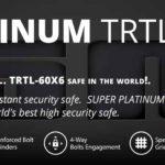 Super Platinum Safe TRTL-60x6